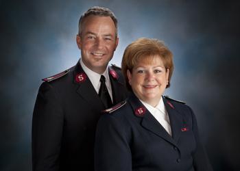 Lt Colonels Ralph & Susan Bukiewicz