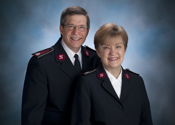 Lt. Colonels Jeffrey & Dorothy Smith