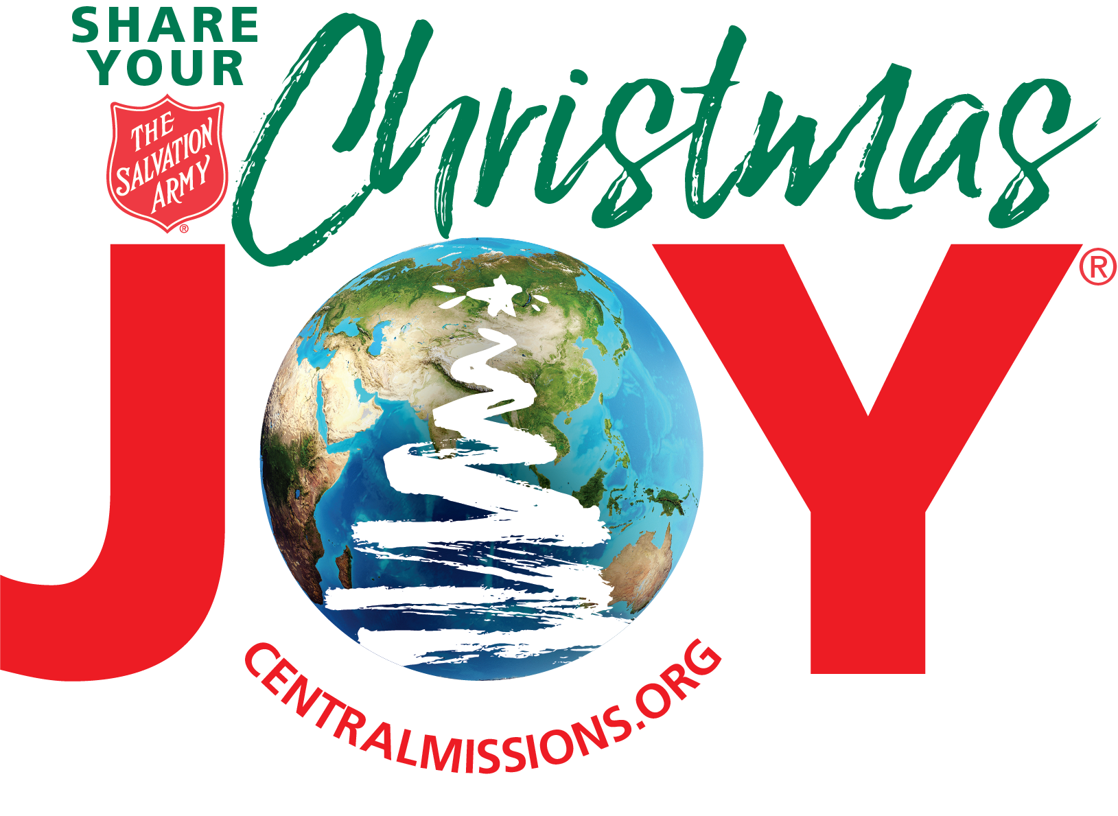 Share Your Christmas Joy - Get Connected