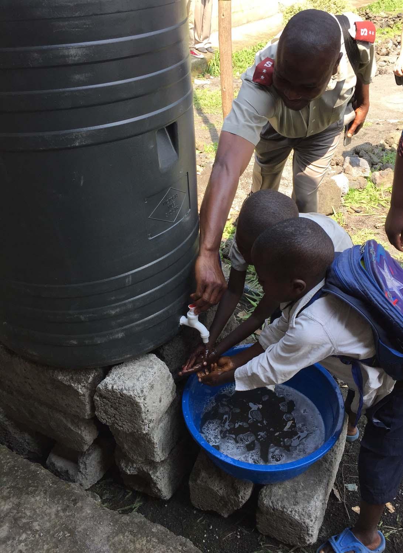 Salvation Army Enhances Response as WHO Declares Ebola ...